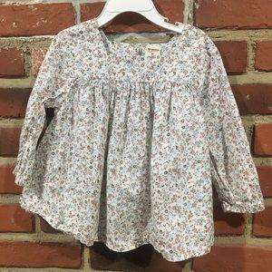 Arizona Jean Company Shirts & Tops - Floral Flowy Top sz 5T